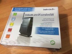 New Factory Sealed Actiontec Wireless N DSL Modem/Router 300