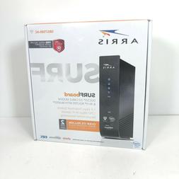 ARRIS SURFboard Cable Modem & Wi-Fi Router AC1750 Model SBG7